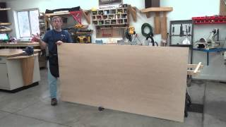 Lift Plywood By Yourself - Buddy Hook