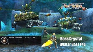 AVABEL ONLINE : Boss Crystal [Avatar Boss F45]
