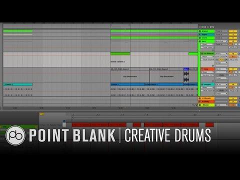 Ableton Live Tutorial: Creative Rhythm Programming