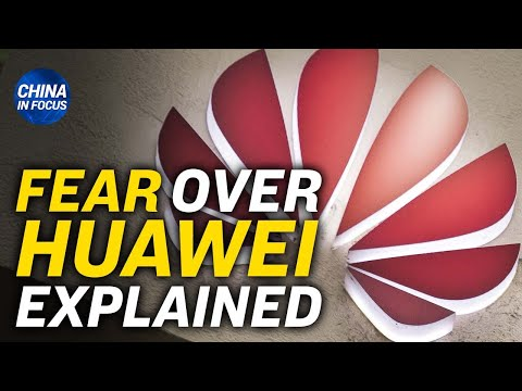 Fear over Huawei, explained; Chinese reservoir discharge washes man away | China in Focus
