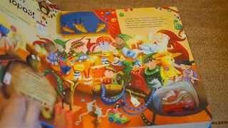 Обзор новогодних книг для детей. Часть 1