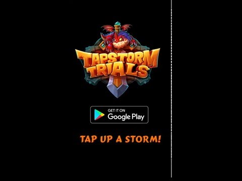 Tapstorm Trials Idle RPG