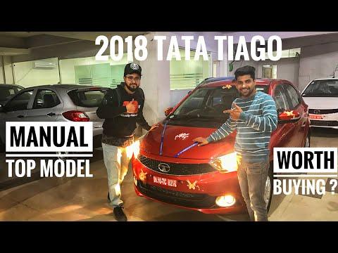 Taking delivery of new car  | 2018 tata tiago | tata tiago 2018 | 2018 top tata tiago | 2018 tiago