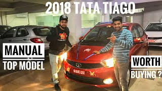 Taking delivery of new car  | 2018 tata tiago | tata tiago 2018 | 2018 top tata tiago | 2018 tiago
