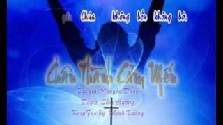 Chân Thành Cảm Mến - karaoke playback - http://songvui.org