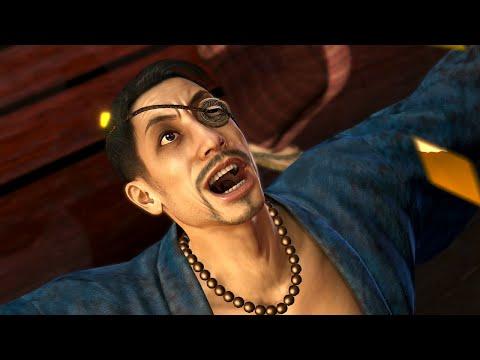 Ryu Ga Gotoku Ishin! - Okita Singing