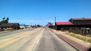The small town of Childress, Texas