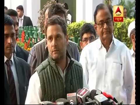PNB SCam: Why PM Narendra Modi & FM Arun Jaitley are silent, asks Rahul Gandhi