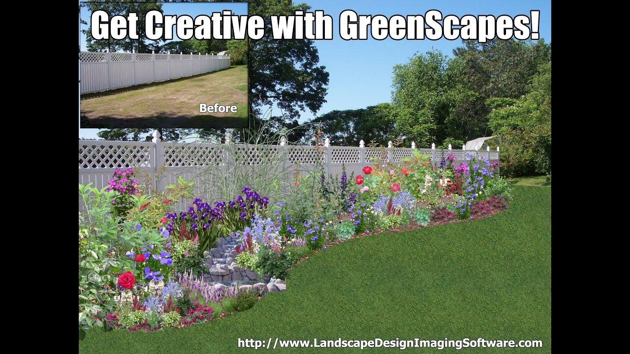 GreenScapes Landscape Design Software