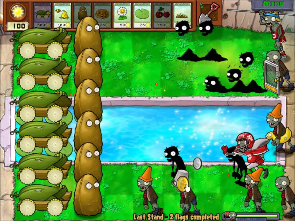 plants vs zombies the best plant in the game youtube