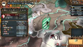 Magyar Let's Play  Europa Universalis Iv - Extended Vanilla Experience - Ulminéz Birodalom - 3. Rész