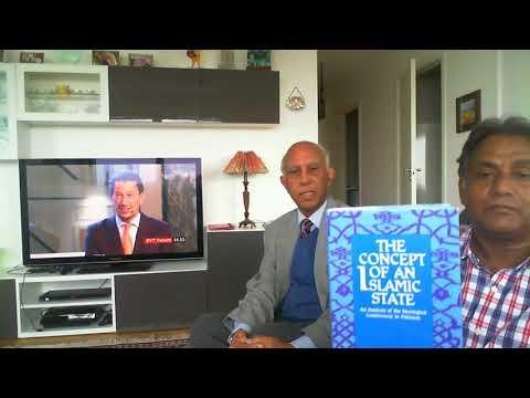 Prof. Ishtiaq Ahmed Interviewed by Yasin Baig Part1/3
