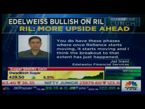 RIL Should Generate Rs 25,000 Cr Of Free Cash Flow Next Year: Edelweiss Fin