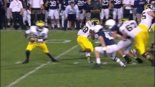 2014 Michigan Football Hype Video