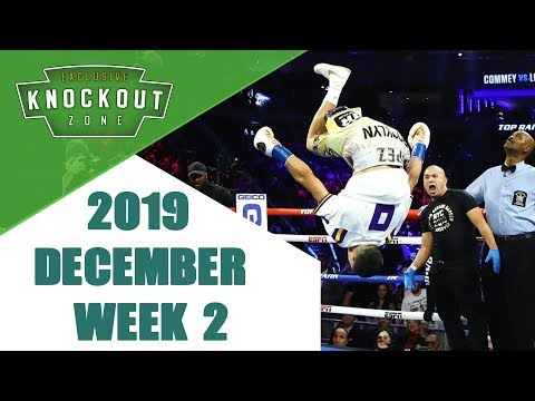 Boxing Knockouts | December 2019 Week 2 - HD-4.Com