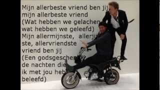JURK! - Allerbeste Vriend (lyrics)