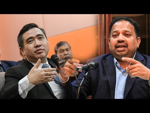 Loke to Vigneswaran: Sue me? Bring it on