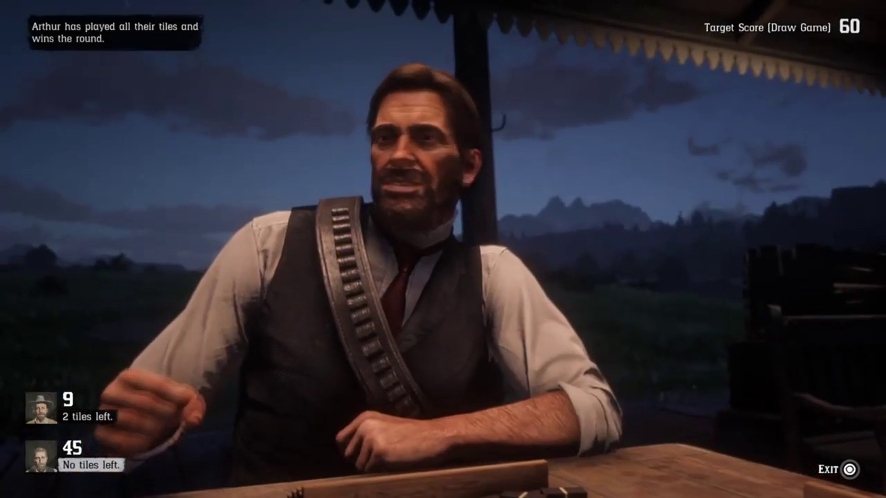 Red Dead Redemption 2 Easiest way to get gambler 9 challenge trick that makes challenge never reset!