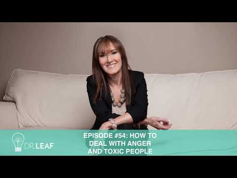 Podcast Episode #54: How to deal with anger and toxic people