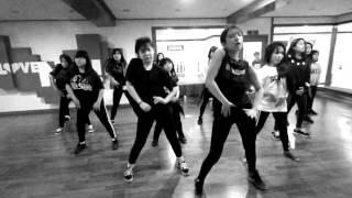 [노원댄스학원] 화,목 걸스힙합(7시30분 9시 30분) 2NE1 - 멘붕 CL Solo