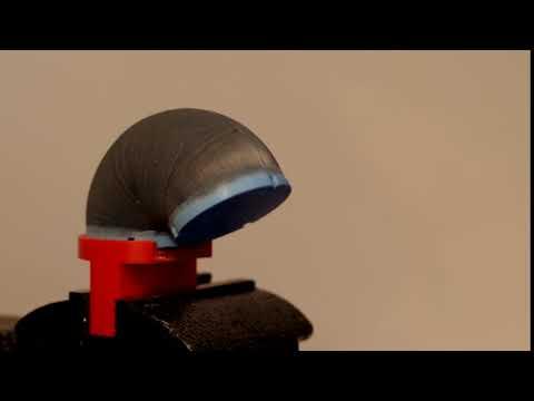 Soft Robotics, Bending Actuator