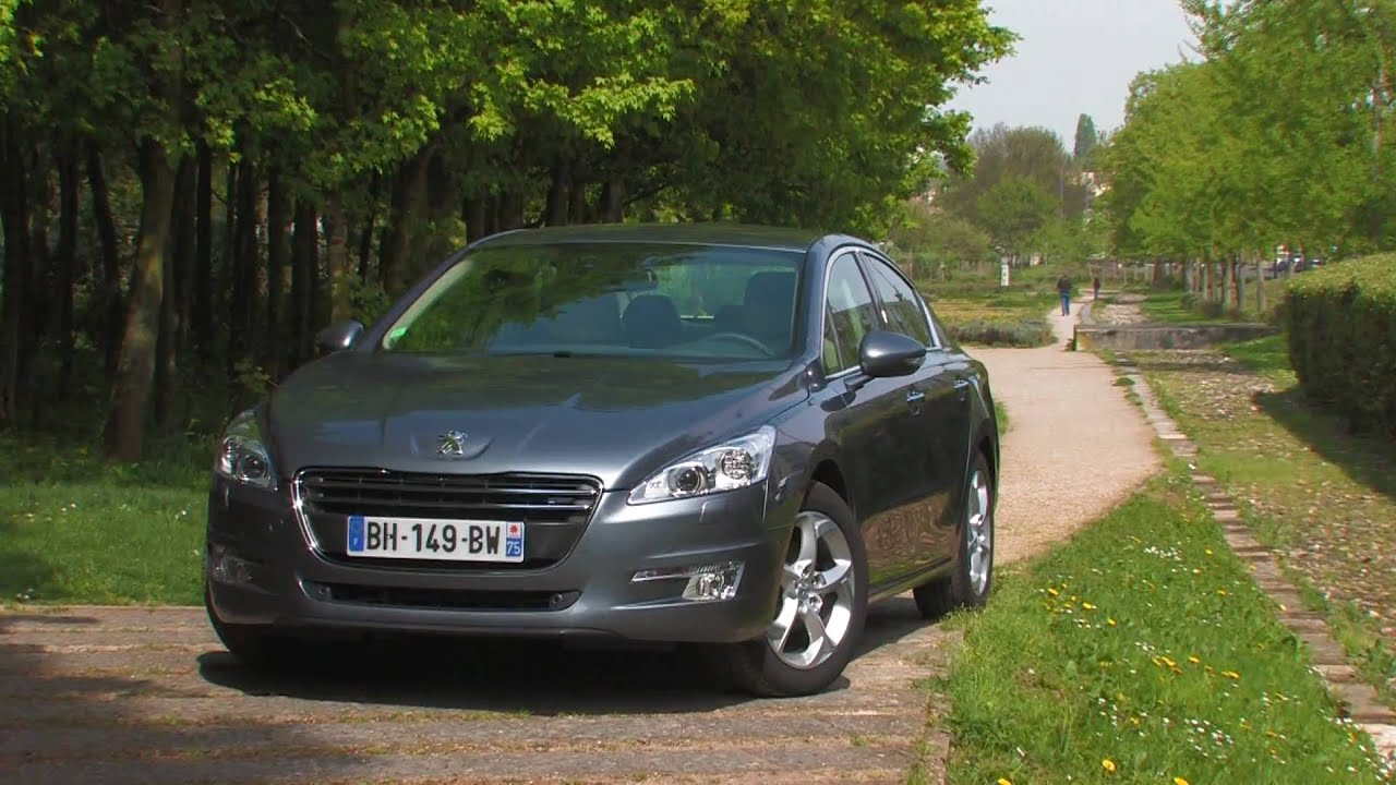 essai peugeot 508 e hdi 112 bmp6 f line 2011 youtube. Black Bedroom Furniture Sets. Home Design Ideas