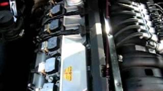 BMW E36 M50 Vanos démarrage impossible. engine problem