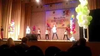 Танец под песню Sia-Chandelier