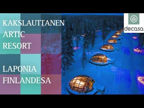 Hotel Kakslauttanen Arctic Resort (World's most amazing hotels) Laponia | Mis hoteles favoritos