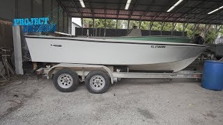 Florida Sportsman Project Dreamboat - Cuda Craft Intro, Sea Cat Customization