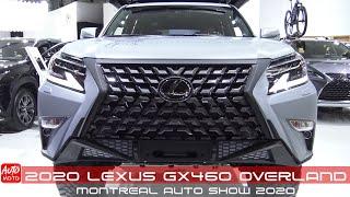 2020 Lexus GX460 Overland Concept - Exterior And Interior - Montreal Auto Show 2020