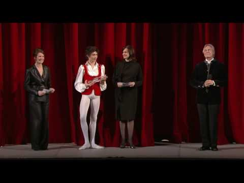 John Neumeier - Lifetime Achievement Award 2017