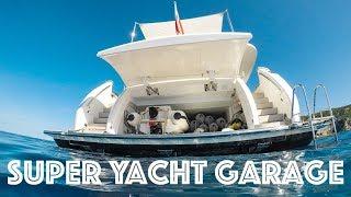 Inside a Super Yacht