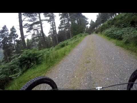 Mountain Handbike Downhill Ride @ Glendalough