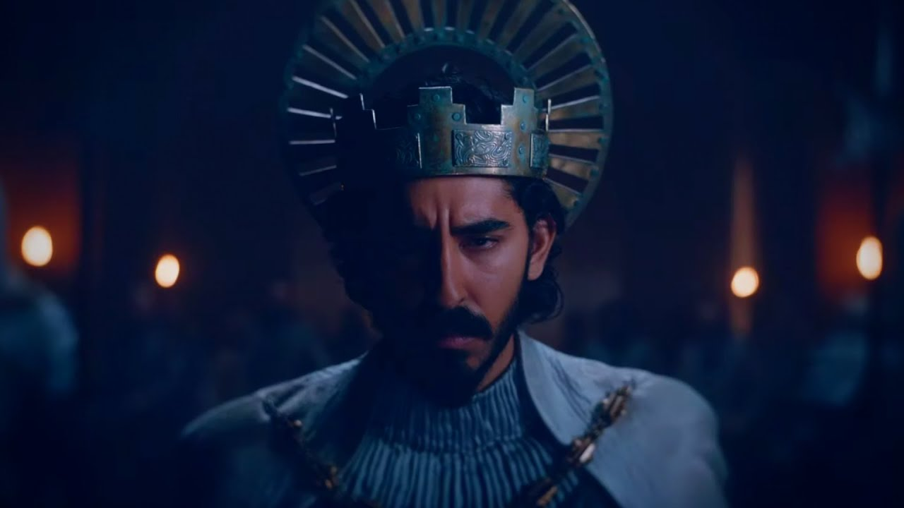 The Green Knight trailer: Watch Dev Patel battle giants with a big axe!