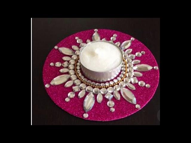 Diya decoration ideas || Diwali || DIY