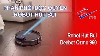 Robot Hút Bụi Thông Minh Ozmo 960
