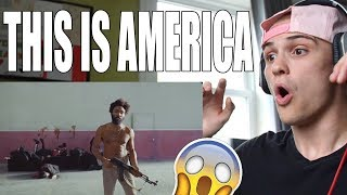 Childish Gambino - This Is America (Official Video) REACTION