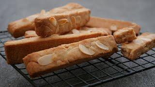 アーモンド米粉クッキー|cook kafemaruさんのレシピ書き起こし
