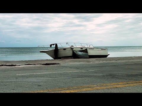 Hurricane Irma Florida Keys Damage Montage