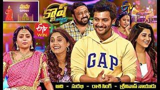 Cash   Aadi,Surabhi,Rashi Singh,Srinivas Naidu (Sashi Team)   27th March 2021   Full Episode   ETV