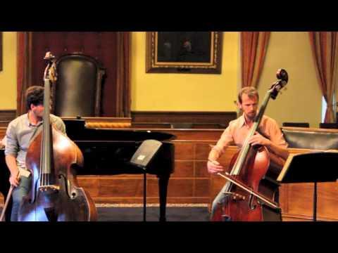 Tim Dunin's Double Bass Masterclass