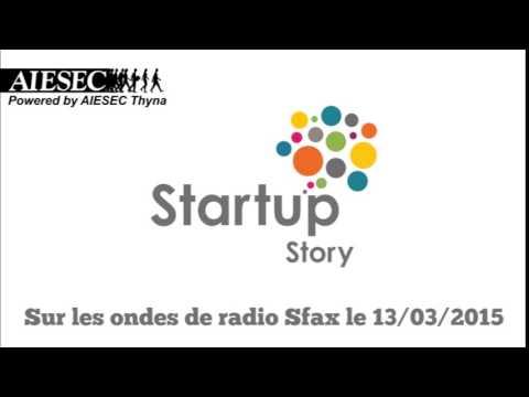Startup Story Radio Sfax