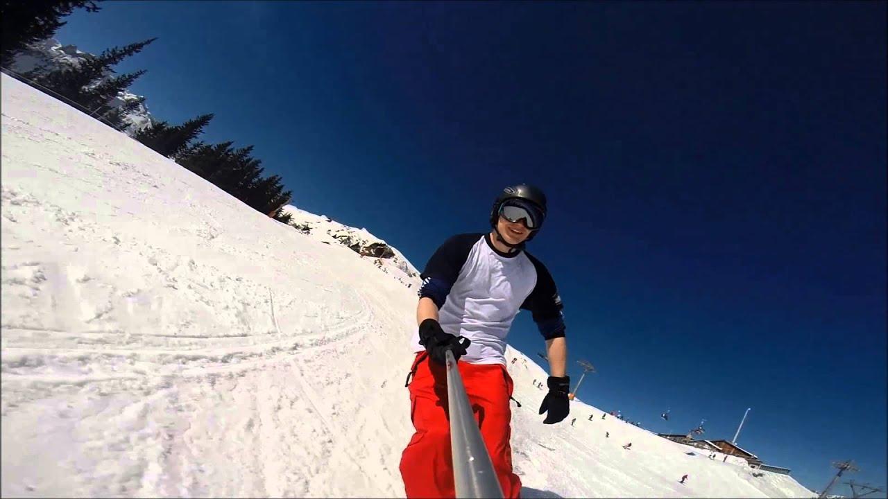 Lundby Efterskole skitur til Østrig