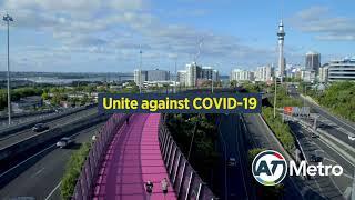 Auckland Transport COVID-19 Alert Level 2
