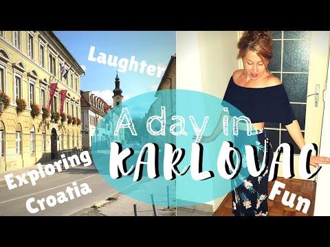 Go Croatia || A Day in Karlovac: BBQ, Friends, and Fun