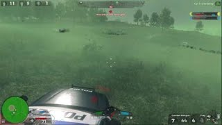 Sniper kill on H1Z1: Battle Royale