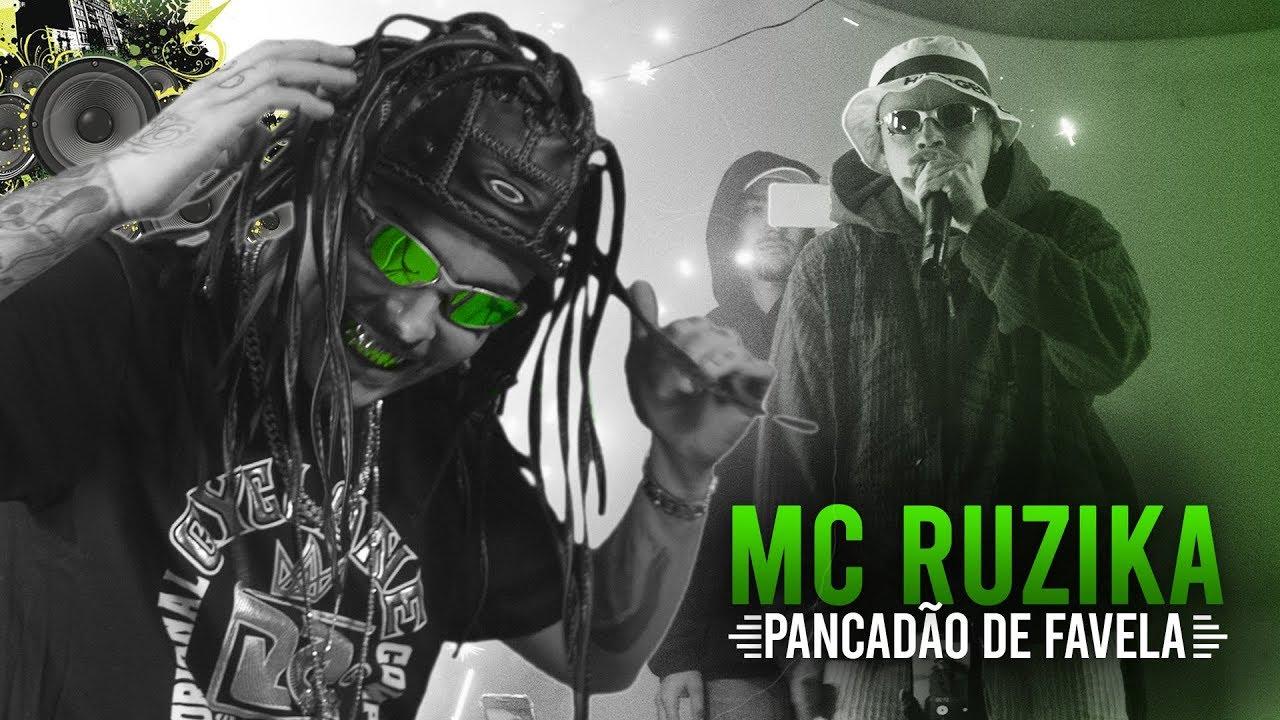 MC Ruzika - Pancadão de Favela (WebClipe Oficial)