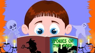 Stories Of The Dark | Schoolies Cartoon Videos For Children
