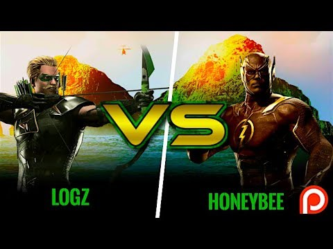 FT10 Against My Patron! HoneyBee (Flash) vs Logz (Green Arrow)